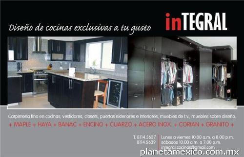 Integral cocinas en monterrey tel fono for Cocinas industriales monterrey