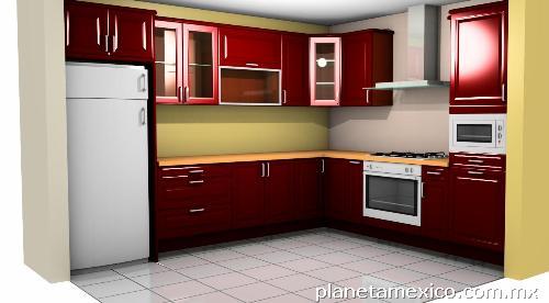 Fotos de cocinas integrales en uruapan dluz cocinas y for Cocinas y muebles integrales